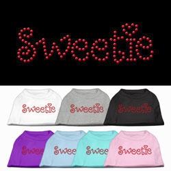 Sweetie Rhinestone Shirts