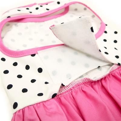 Easy-D Bow Dot Dress