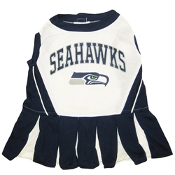 NFL Seattle Seahawks Cheerleader Dog Dress