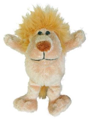 "Mini Wild Lion 6"" on cardstock"