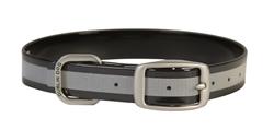 KOA Reflex Black Reflective Collar