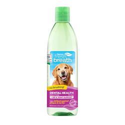 Fresh Breath Dental Health Solution Plus Hip & Joint for Dogs, 16oz. Bottle