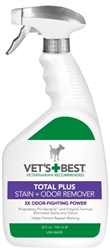 TOTAL PLUS Stain + Odor Remover 32 oz Trigger Spray ..