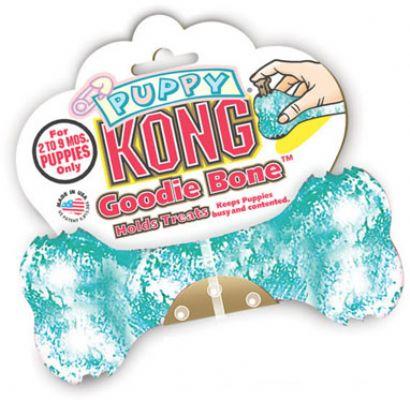 Puppy Kong® Goodie Small Bone
