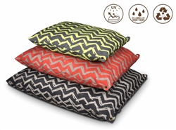 Chevron Outdoor Bed