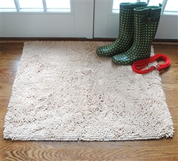 "Soggy Doggy ""No Bone"" Doormat"