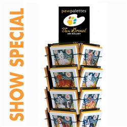 SPECIAL: Van Growl Starter Gallery, including display and FREE SHIPPING