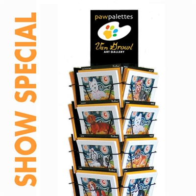 SHOW SPECIAL PLUS FREE SHIPPING: Van Growl Starter Gallery