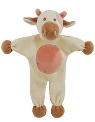 """Millie 9"""" Cow - Stuffless Toy w/Crinkle - New*"""