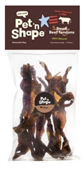 USA Small Beef Tendons-10 Piece Pack