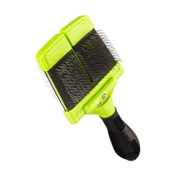 Large Soft Slicker Brush for Dogs by FURminator®