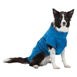 Blue FUR Dry Towel Wrap by FURminator®