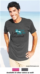 Live Unleashed, Life of a Happy Dog Tee - 2-Pack of T-Shirts