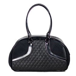 ROXY Black Quilted Luxe