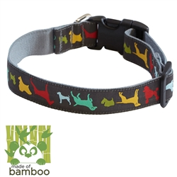 hound of the baskervilles bamboo dog collar