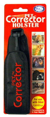 The Pet Corrector Holster for 50 ml