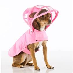 Pink Raincoat - Rainbow Line