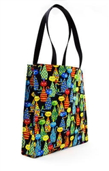 Cat & Mouse Tote Bag