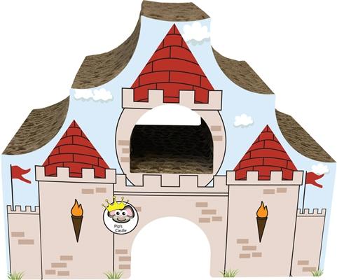 Pay 'n Shapes Tiny Habitat Enhancer Castle