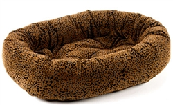 Donut Bed Urban Animal Microvelvet