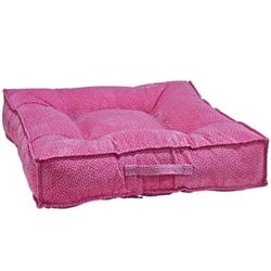 Piazza Bed Flamingo Bones Microvelvet