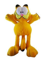 Plush Garfield  10""