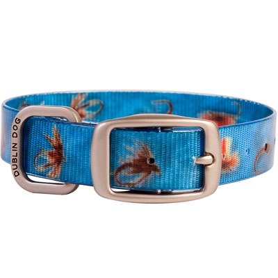 KOA Collar Fly Fish Series - Blue