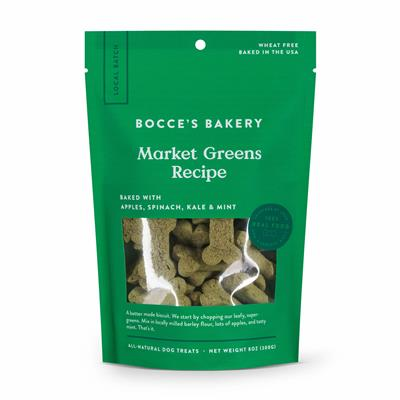 MARKET GREENS BISCUITS 8 OZ BAGS