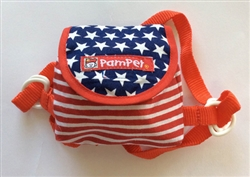 Star & Stripe Back Pack