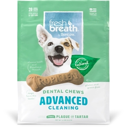 Fresh Breath Chews + Advanced Cleaning