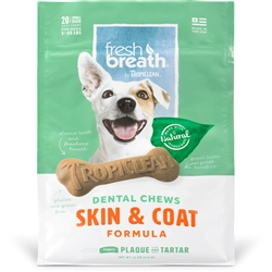Fresh Breath Chews + Skin & Coat