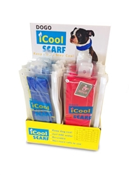 DOGO iCool Scarf Display