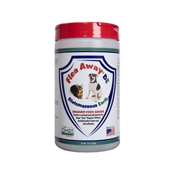 Flea Away DE Diatomaceous Earth - 12 oz