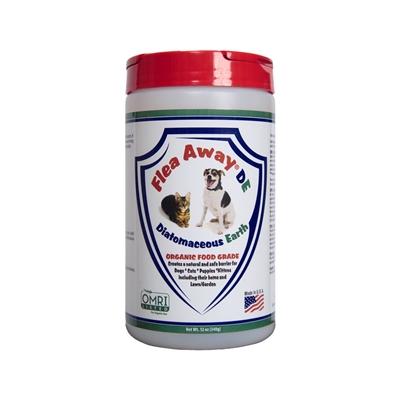 Flea Away DE Diatomaceous Earth - 12 oz