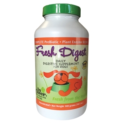 Fresh Digest® for Dogs: 300 g | Digestive + Immune Support