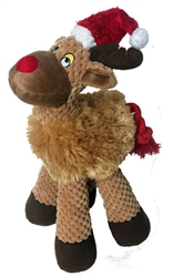 "9"" CHR Long Leg Brown Reindeer"