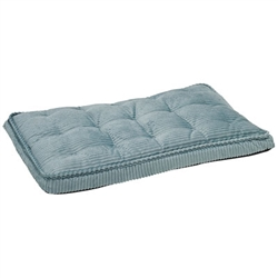 Luxury Crate Mattress Blue Bayou Microcord