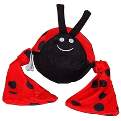 Lady Bug Jolly Tug™ Insects
