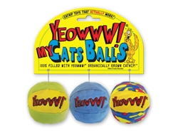 My Cat Balls - 3 Pack
