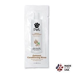 Oatmeal Conditioning Rinse Foil Pack 0.5 fl. oz.