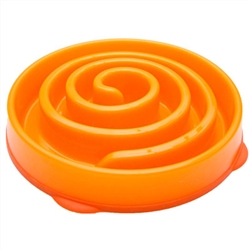 Fun Feeder - Orange - Mini