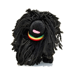Rasta Puli Dog Toy