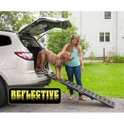 Travel Lite Tri-Fold Reflective Ramp - 200 lbs Capacity