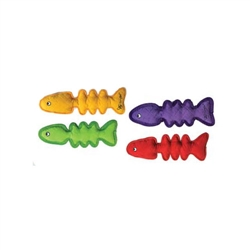 Floppy Fish Bones Small Assorted