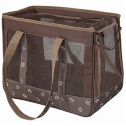Surround View' Posh Fashion Pet Carrier