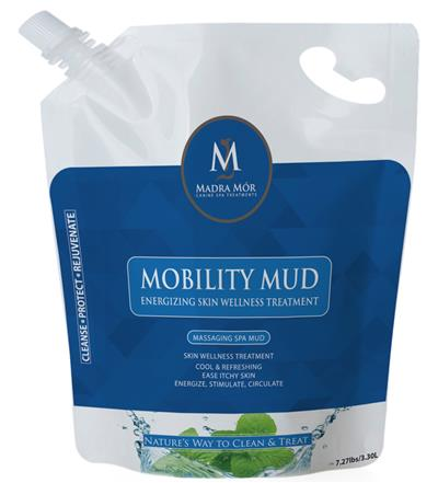 Mobility Massaging Spa Mud 7.27/3.30Liters
