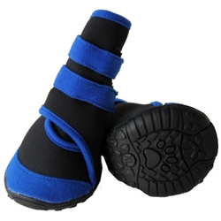 Pet Life Performance-Coned Premium Stretch Supportive Dog Shoes - Set of 4