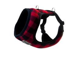 Cirque Harness - Red Buffalo Plaid
