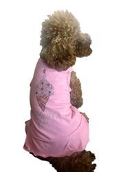 Pink Birthday Icecream Tank Dress