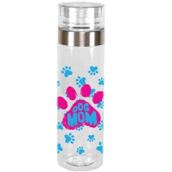 Dog Mom - Eastman Tritan Plastic Water Bottle 28.5oz